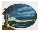 South Pacific Photographic Print by Garland  R Oldham
