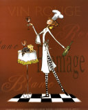 Mara Kinsley - Sassy Chef II Plakát