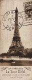 Kelly Donovan - La Tour Eiffel Obrazy