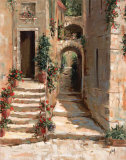 Provence Arch II Posters by Jerry Georgeff