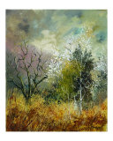Spring is coming Giclee Print by Pol Ledent