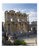 Library of Celsus - Ephesus, Turkey Photographic Print by David Smith