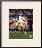 Brett Favre - Multiple Exposure II Vertical - ©Photofile Posters