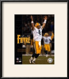 Brett Favre - 4 first half TD passes vs Raiders, 12/22/03 ©Photofile Prints