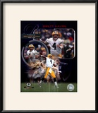 Brett Favre - 300th Touchdown Portrait Plus - ©Photofile Art
