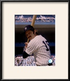 Thurman Munson - Posed Batting - ©Photofile Prints