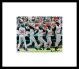 Ken Griffey, Jr. - 400th Home Run Multi-Exposure - ©Photofile Posters