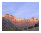 Zion Predawn Photographic Print by David Cramer
