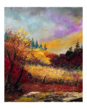 Fall Giclee Print by Pol Ledent