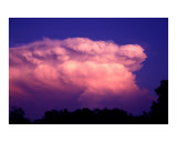 Thunderhead Cloud Tornado Photographic Print by Allyson K Ricketts