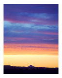 Cabezon Blue Photographic Print by David Cramer