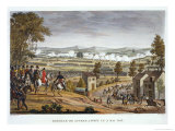 The Battle of Lutzen, 2 May 1813 Giclee Print by Louis Francois Couche