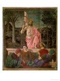 The Resurrection, circa 1463 Giclee Print by  Piero della Francesca