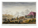 The Bombardment of Madrid, 4 December 1808 Giclee Print by Hippolyte Lecomte