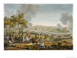 The Battle of Wagram, 7 July 1809 Giclee Print by Jacques Francois Joseph Swebach