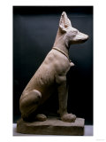Statue of a Dog, Mesopotamia, circa 5000-1000 BC Giclee Print