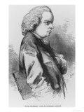 Oliver Goldsmith, Giclee Print