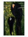 Water Sprites, 1899 Giclee Print by Gustav Klimt