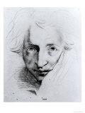 Self Portrait Giclee Print by Henry Fuseli
