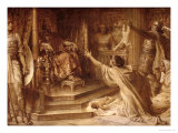 Solomon, 1897 Giclee Print by Frank Bernard Dicksee