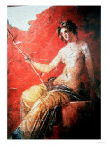 Girl, Baths of Caracalla, 212 Giclee Print