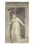 Desperation, circa 1305 Giclee Print by  Giotto di Bondone