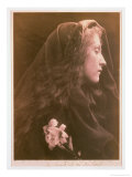 The Angel at the Sepulchre Premium Giclee Print by Julia Margaret Cameron