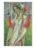 Fairy Land, 1906 Giclee Print by Edward Reginald Frampton