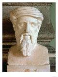 Pythagoras Greek Philosopher and Mathematician, Roman Copy of Greek Original Giclee Print