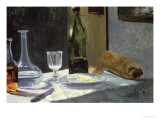 Still Life with Bottles, 1859 Giclee Print by Claude Monet