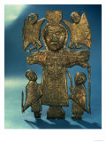 St. John's Crucifixion Plaque, Late 7th Century Giclee Print by  Celtic