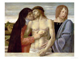 Pieta Giclee Print by Giovanni Bellini