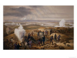 "Commissariat Difficulties, Plate from ""The Seat of War in the East"" Giclee Print by William Simpson"