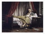 Jean Paul Marat, 1879 Giclee Print by Etienne Lucien Melingue