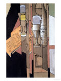 White Bordeaux, 1913 Giclee Print by Juan Gris