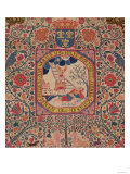 Handknitted Carpet Depicting Jacob&#39;s Dream, Alsace, 1781 Giclee Print