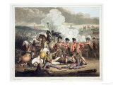 "Vimiera, 1st August 1808, from ""The Victories of the Duke of Wellington"" Premium Giclee Print by Richard Westall"
