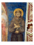 St. Francis Giclee Print by  Cimabue