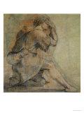 Moïse Reproduction procédé giclée par  Raphael