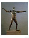 Statue of Poseidon, circa 460-450 BC Giclee Print