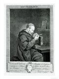 Portrait of Michel Nostradamus Giclee Print by Gabriel Metsu