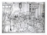 The Family of Thomas More Chancellor of England Giclee Print by Hans Holbein the Younger