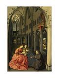 Sacra Conversazione Giclee Print by Konrad Witz