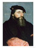 Duke Anton the Good of Lorraine circa 1543 Giclee Print by Hans Holbein the Younger