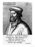 John Wycliffe, Giclee Print