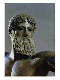Head of Poseidon, circa 460-450 BC (Detail) Giclee Print
