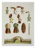 Mexican Arms Giclee Print by D.k. Bonatti