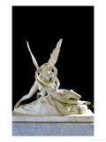 Psyche Revived by the Kiss of Love, 1787 Giclee Print by Antonio Canova