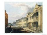 First Master's House, Harrow School Giclee Print by Frederick Mackenzie