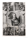 Apelles Giclee Print by Joachim Von Sandrart